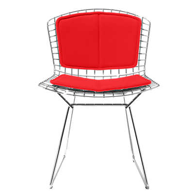 Picture of Bertoia Side Chair, Back and Seat Cushion