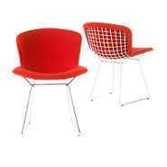 Picture of Bertoia Side Chair, Fully Upholstered