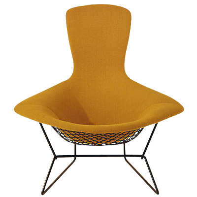 Picture of Bertoia Bird Chair and Ottoman