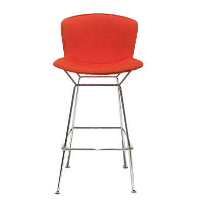 Picture of Bertoia Stool Fully Upholstered