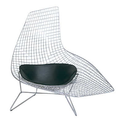 Picture of Asymetric Lounge with Seat Pad