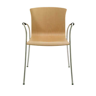 Picture of Cirene Stacking Chair with Arms