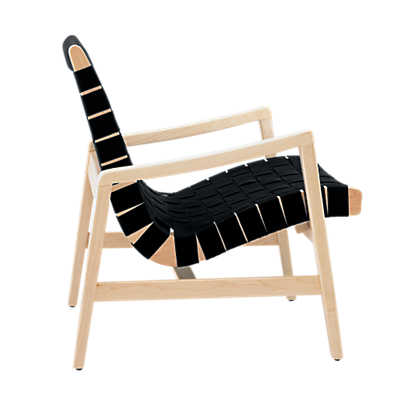 Picture of Risom Lounge Chair with Arms