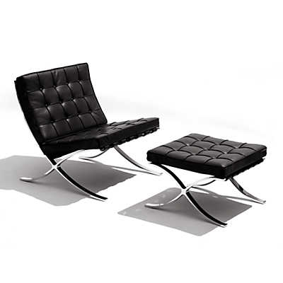 Picture of Barcelona Lounge Chair and Ottoman