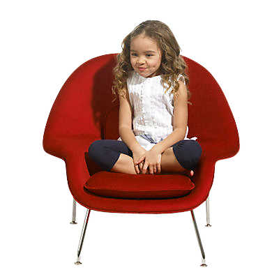 Picture of Kids Womb Chair