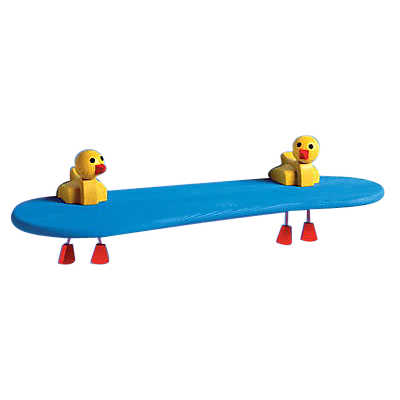 Picture of Kinder Touch Double Duck Shelf