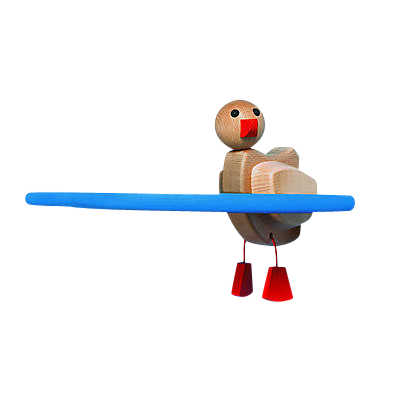 Picture of Kinder Touch Single Duck Shelf