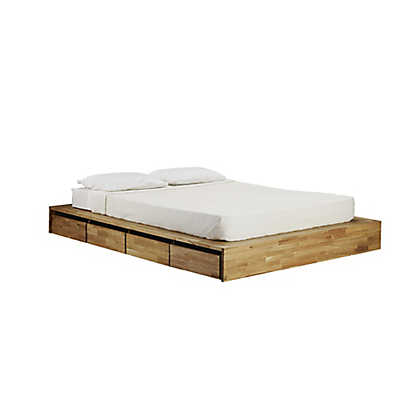Picture of LAX Series Storage Platform Bed