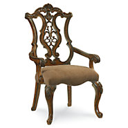 Picture of Pemberleigh Pierced Back Arm Chair