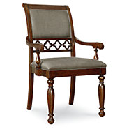 Picture of Thornhill Upholstered Arm Chair, Set of 2