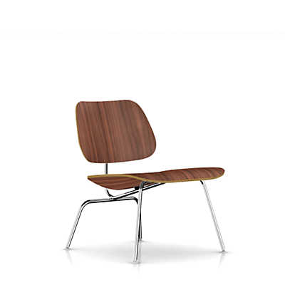 Picture of Herman Miller Eames Molded Plywood Lounge Chair