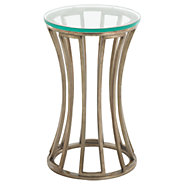 Picture of Tower Place Stratford Round Accent Table
