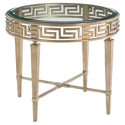 Picture of Tower Place Aston Round Lamp Table