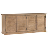 Picture of Monterey Sands Palo Alto Louvered Door Stacking Unit