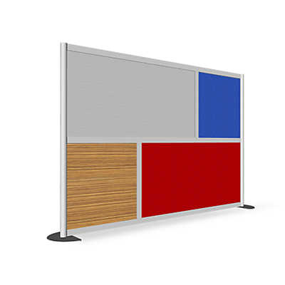 Picture of LOFTwall Low Height Room Partition LW61LH