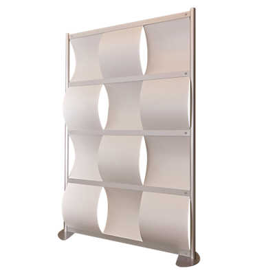 """Picture of LOFTwall Wave Partition, 52"""" Wide"""