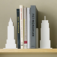 Picture of Skyline Bookends