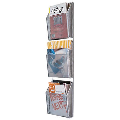 Picture of Mesh Basket Magazine Ladder