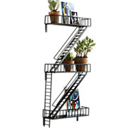 Picture of Fire Escape Shelf
