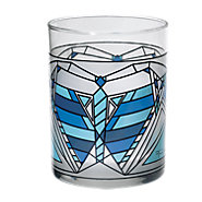 Picture of Butterfly Tumbler Glass