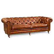 Picture of Birmingham Brown Sofa