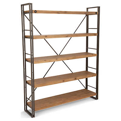 Picture of Brooklyn Large Open Bookshelf