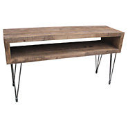 Picture of Boneta 2 Level Natural Console Table