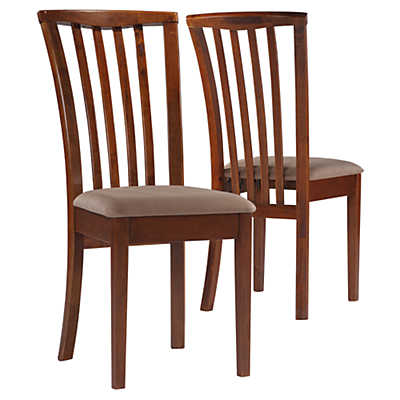 Picture of Microfiber Dining Chairs, Set of 2