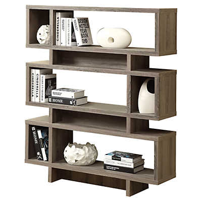 "Picture of 55"" Modern Bookcase"