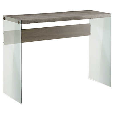Picture of Dark Taupe Console Table