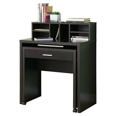Picture of Cappuccino Space Saving Desk