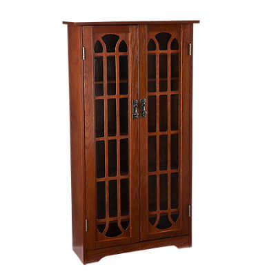 Picture of Stanwyck Media Cabinet in Oak