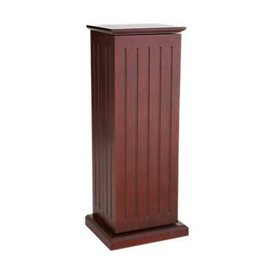 Picture of Stewart Media Cabinet in Cherry