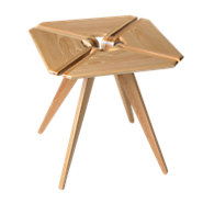 Picture of New Breed Square Side Table