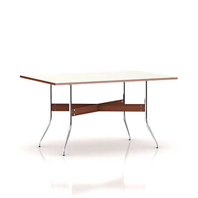 Picture of Nelson Swag Leg Rectangular Dining Table