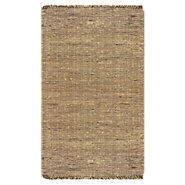 Picture of nuLOOM Chunky Loop Jute Rug, 5 foot