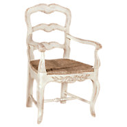 Picture of Vintage Style Dining Armchair
