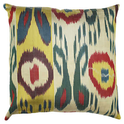 Picture of Silk Ikat Decorative Pillow