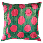 Picture of Polka Spots Decorative Pillow