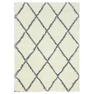 Picture of nuLOOM Trellis Shag Rug, 9 foot