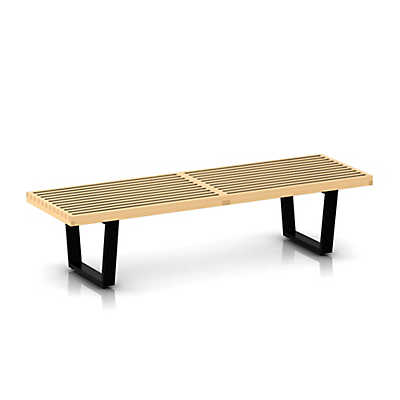 "Picture of Herman Miller Nelson Platform Bench, 60""  Wide"