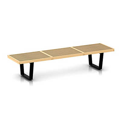 "Picture of Herman Miller Nelson Platform Bench, 72"" Wide"