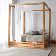 Picture of PCH Series Canopy Bed