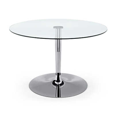 "Picture of Calligaris Planet Table, 47"" Wide"