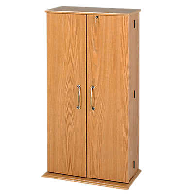 Picture of Large Locking Media Storage Cabinet