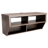 "Picture of 42"" Wide Wall Mounted Entertainment Console"