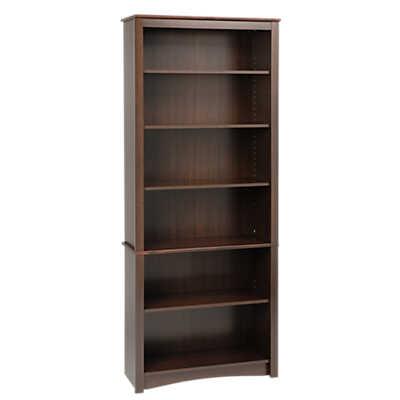 Picture of 6-Shelf Bookcase