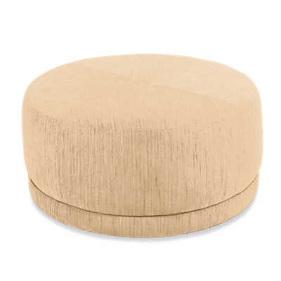Picture of Blondie Ottoman with Casters