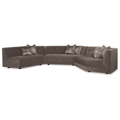 Picture of Derby Sectional Sofa Set