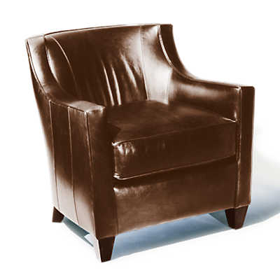 Picture of Willingham Leather Lounge Chair
